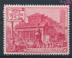 Vatikanstadt 155A Postfrisch 1949 Basiliken (9351634 - Vatikan