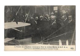 BEAUMONT CONNEAU PRESIDENT REPUBLIQUE Avions Marins F.B.A. ELD AVIATION /FREE SHIPPING REGISTERED - Aviateurs