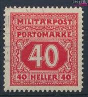 Österr.-Bosnien-Herzeg. P23 Gefälligkeitsentwertung Gestempelt 1916 Ziffern (9356141 - Bosnien-Herzegowina
