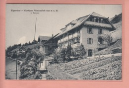 OUDE POSTKAART  ZWITSERLAND - SCHWEIZ - SUISSE -     EIGENTHAL - PILATUSBLICK - LU Lucerne