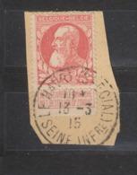 COB 74 Oblitération Centrale LE HAVRE - 1905 Thick Beard