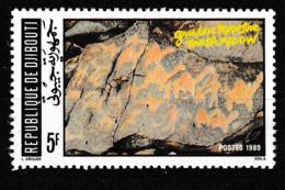 Djibouti;1989  Gravures Rupestres; - Archaeology