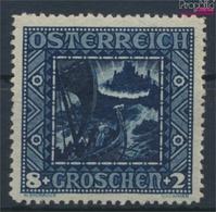 Österreich 489II Querformat Postfrisch 1926 Nibelungen (9351970 - Ungebraucht