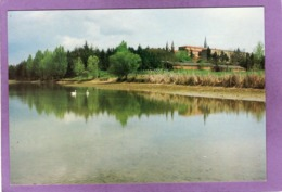 31 Bellegarde-Ste-Marie Abbaye Ste Marie Du Désert  Le Lac - France