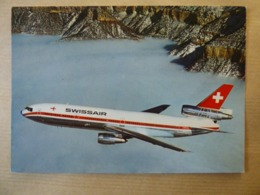 SWISSAIR  DC 10 30 - 1946-....: Modern Tijdperk