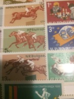Bulgaria Sport Equitazione 1 Valore - Autres - Europe