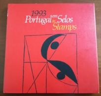 Portugal, 1993, Portugal Em Selos 1993 - Livre De L'année