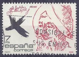 España-Spain. Bernal Diaz Del Cast (o) - Ed 2806, Yv=2445 - 1931-Hoy: 2ª República - ... Juan Carlos I