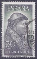 España-Spain. Francisco De Cisneros (o) - Ed 1539, Yv=C176, Sc=A295, Mi=1433 - 1961-70 Usados