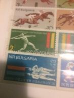 Bulgaria Sport  1 Valore - Autres - Europe