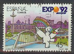 Espa�a-Spain. Exposici�n Universal De Sevilla (o) - Ed 3052, Yv=B161 - 1931-Hoy: 2ª República - ... Juan Carlos I