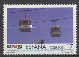 Espa�a-Spain. Exposici�n Universal De Sevilla (o) - Ed 3165, Yv=2672b - 1931-Hoy: 2ª República - ... Juan Carlos I
