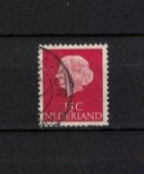 NIEDERLANDE , Netherlands , 1953 , Oo , Used , Gestempelt , Mi.Nr. 621 X X A - Periodo 1949 – 1980 (Juliana)