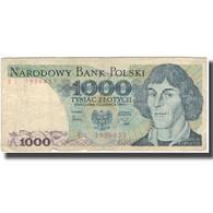 Billet, Pologne, 1000 Zlotych, 1982, 1988-12-01, KM:146a, AB - Pologne