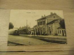 CPA 52 Haute Marne Donjeux La Gare - Sonstige Gemeinden