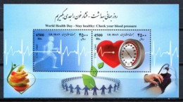 Iran 2009 / World Heart Health Day  MNH Dia Mundial De La Salud Del Corazon / C9311  2-16 - Gezondheid