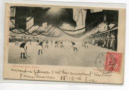 HOCKEY Sur GLACE  Canadian Sports  No 308 Series Un Match  écrite 1906 Timbrée -  Montréal Import Co     D17 2019 - Postales