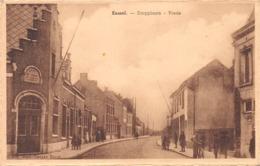 KESSEL - DORPPLAATS - VERDE ~ A VINTAGE POSTCARD #98107 - Belgique