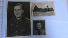 WWII WW2 GERMANY WEHRMACHT PHOTO PICTURE LOT DEUTSCHLAND FOTO Hitler-Jugend  HITLERJUGEND BERLIN - 1939-45