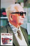 48291 Monaco, Maximum  1998,  Enzo Ferrari,  Automobilismo,  Racing Cars - Cars