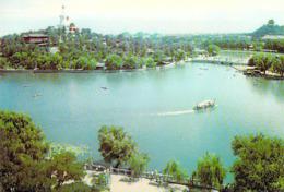 Asie-CHINA-CHINE  Peihai Park ( Parc Beihai Impérial De Pékin  Beijing)*PRIX FIXE - Chine