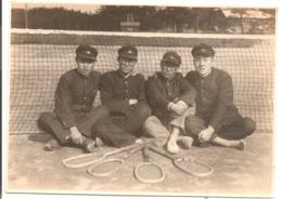 Joueurs De Tennis Japonais - Photo Originale Du JAPON - - Tennis