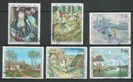 MONACO 1974 . Série N°s 967 à 972 . Oblitérés . - Oblitérés