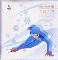 China 2018 GPB-14 Winter Olympic Game A Fantastic Snow World For 2022 Olympic Winter Games Special Booklet - Winter 2022: Peking