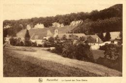 Cpa LUXEMBOURG - MARIENTHAL (MERSCH), Le Couvent Des Pères Blancs, NELS - Cartes Postales