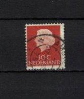 NIEDERLANDE , Netherlands , 1953 , Oo , Used , Gestempelt , Mi.Nr. 624 X X A - Periodo 1949 – 1980 (Juliana)
