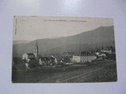 CPA 38 ISERE - ST MARTIN D'URIAGE : Vue Générale - Autres Communes