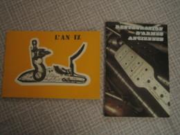 Brochures Cartry & AN IX. - Libri