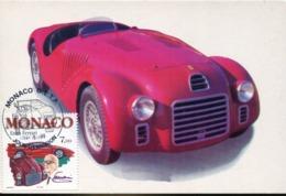 48294 Monaco, Maximum  1998,  Automobilismo,  Racing Cars Ferrari 125s - Cars