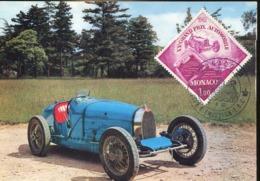 48296 Monaco, Maximum  1962 ,  Automobilismo,  Racing Cars  Auto Grand Prix Auto 1962 - Cars