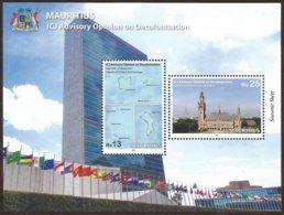 Mauritius 2019 International Court Of Justice Advisory Opinion On Decolonisation Mint MS - Mauritius (1968-...)