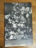 NAMUR:PHOTO CARTE DE L'INSTITUT ST AUBIN-SECTION PRIMAIRE ANNEE 1928/29 - Namur