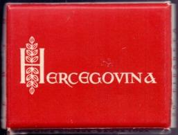 JUGOSLAVIA - BOSNIA - BANJA LUKA - HERCEGOVINA - Cc 1960 - Empty Tobacco Boxes