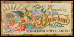 FRANCE - TUBES Pour Cigarettes  BOURBON - Cc 1910/20 - RARE - Empty Tobacco Boxes