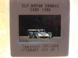 Elf Antar France ISRS 1998 - Emmanuel Collard Et Vincenzo Sospiri - Ferrari 333 JB - Championnat De Sport-prototype - Cars