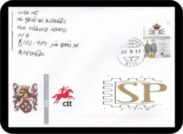 Portugal 2019 FDC 500 Anos Do Correio Post Services Poste Courrier Postman Facteur Postino Briefträger São Brás Alportel - Correo Postal