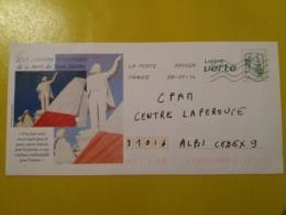 (M). Enveloppe Timbrée France : (81) TARN- ALBI : 2014, Centième Anniversaire De La Mort De Jean Jaurès. - Ganzsachen