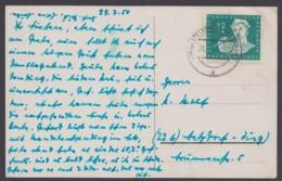 MiNr. 256, EF Auf Bedarfs-AK - [6] República Democrática
