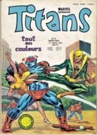 Titans 12 - Titans