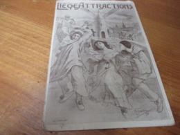 Liege Attractions, Pierrots & Pierrettes - Liege