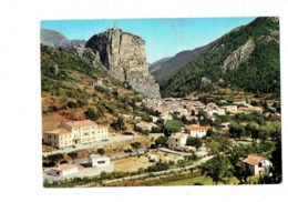 Cpm - 04 - Castellane - Photoguy H. 43 - Camping Tente - NOTRE DAME DU ROC - Castellane