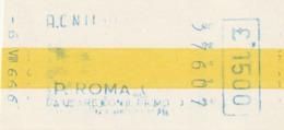 TICKET - BILLETE  A.C.N.I.L. - VENEZIA 1986 - Europa