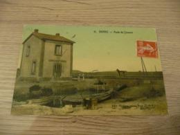 CPA 13 Bouches Du Rhône Berre Poste De Douane - Francia