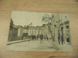 CPA 13 Bouches Du Rhône Arles Rampe De Trinquetaille - Arles