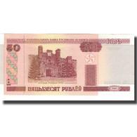 Billet, Bélarus, 50 Rublei, KM:25a, SPL - Belarus