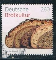 Bund 2018,Michel# 3355 O  Deutsche Brotkultur - Gebraucht
